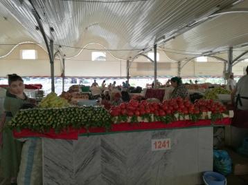 Plaza de mercado Tashkent