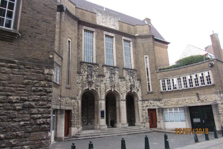 Edificio Universidad de Maastricht