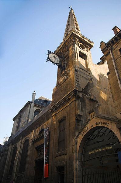 Foto tomada de Wikimedia Fabien Dany - www.fabiendany.com