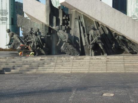 MONUMENTO AL LEVANTAMIENTO I