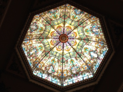 Vitral cúpula