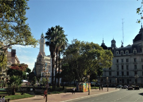 PALACIO DE LA LEGISLATURA