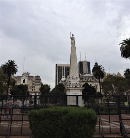 Pirámide Plaza de Mayo