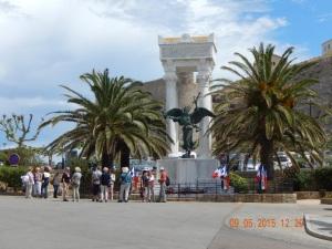 MONUMENTO A LOS CAIDOS EN LA 1 GUERRA MUNDIAL