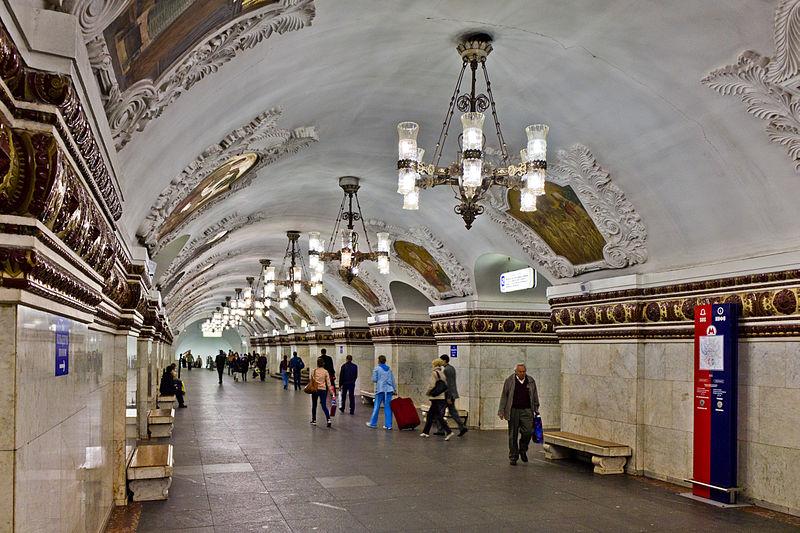 Estación Kievskaya by Antares 610